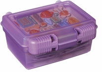 ArtBin Quick View Carrying Case Translucent Purple