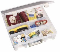 ArtBin Super Satchel 6 Compartments Translucent