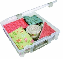 ArtBin Super Satchel Single Compartment Translucent