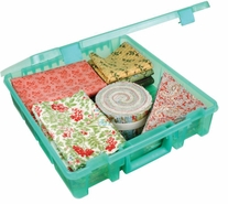 ArtBin Super Satchel Single Compartment Translucent Teal
