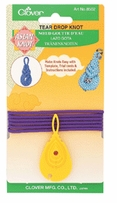 Asian Knot Templates Tear Drop Knot