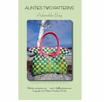 Aunties Two Patterns Adorable Bag