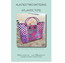 Aunties Two Patterns Atlantic