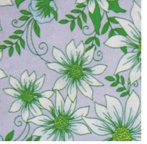 Baby Bolt Quilting Fabric Lavender #34B