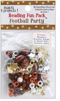 Beading Fun Packs Football