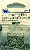 Beading Pins Size 14 - Click to enlarge