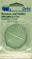 Beeswax With Holder - Click to enlarge