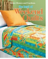 BHG The Best Of Weekend Quilts
