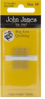Big Eye Quilting Hand Needles Size 10