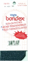 Bondex Iron-On Patches Dark Assortment