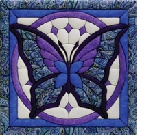Butterfly Quilt Magic Kit QM125