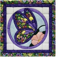 Butterfly Quilt Magic Kit QM156