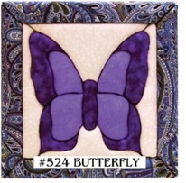 Butterfly Quilt Magic Kit QM524