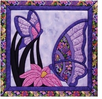 Butterfly Quilt Magic Kit QM611