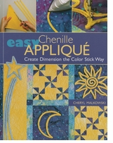 C and T Publishing Easy Chenille Applique