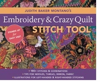 C and T Publishing Embroidery and Crazy Quilt Stitch Tool