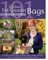 C and T Publishing Fabulous Fat-Quarter Bags