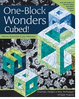 C and T Publishing One Block Wonders Cubed!