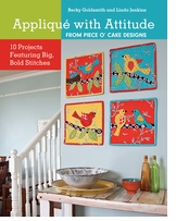 C & T Publishing Applique With Attitude