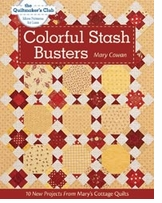 C & T Publishing Colorful Stash Busters