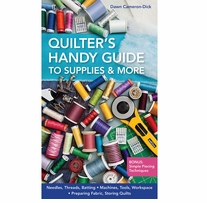 C & T Publishing Quilter's Handy Guide
