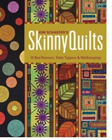 C & T Publishing Skinny Quilts