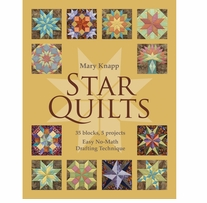 C & T Publishing Star Quilts