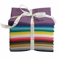 "Camelot Design Studio Fat Quarters Fresh Solids 18""X21"" 42pcs"