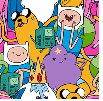 Cartoon Network Adventure Time Packed Character