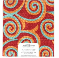 Cassovia 4 Single Precut Fabric 18inX21in