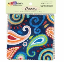 Cassovia Charm Pack 5inX5in Cuts 100% Cotton 20pcs