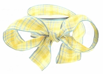 Check Ribbons & Plaid Ribbons