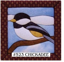 Chickadee Quilt Magic Kit