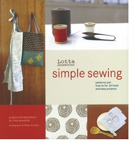 Chronicle Books Simple Sewing