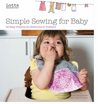 Chronicle Books Simple Sewing For Baby