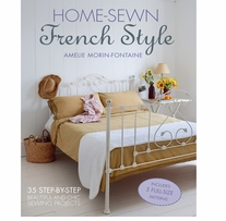 Cico Books Home Sewn French Style