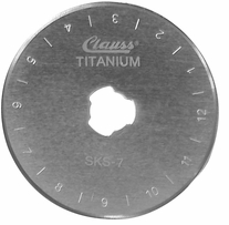 Clauss Rotary Cutter Replacement Blade 45mm