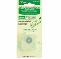 Clover Rotary Blade Refill 18mm