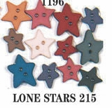 Country Dress It Up Embellishments Lone Star
