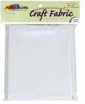 Craft Fabric White