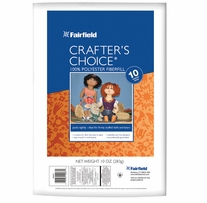 Crafter's Choice Polyester Fiberfill 10oz