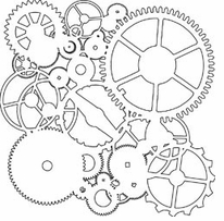 Crafter's Workshop Templates Gears