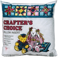Crafters Choice 18in Square Pillowforms Insert
