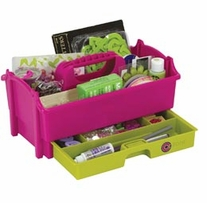 Creative Options Crafter's Caddy Pull-Out Drawer Grn,Mag