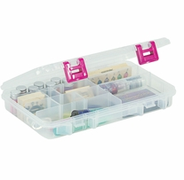 Creative Options Pro Latch Organizer Clear, Magnta