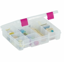 Creative Options Pro Latch Utility Organizer Clear, Mag