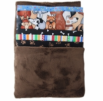 Cuddly Quilt Kits Animal Dog Assorted