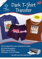 Dark Tee Shirt Transfer Paper For Ink Jet Printers
