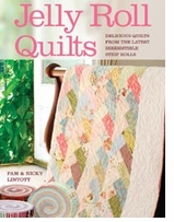 David and Charles Books Jelly Roll Quilts