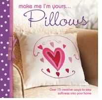 David And Charles Books Make Me I'M Yours...Pillows